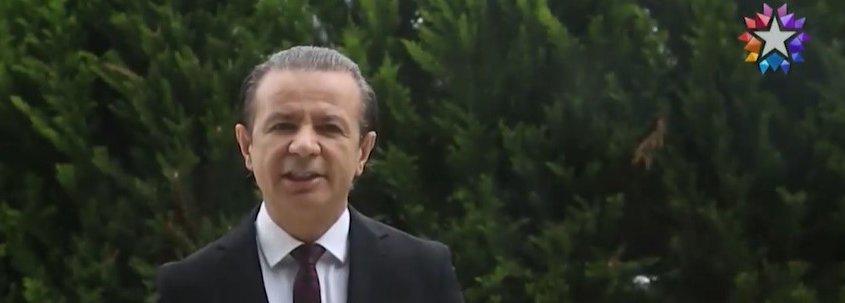 Prof. Dr. Ahmet Akçay Star Tv Ana Haber'de Polen Alerjisi ve Koronavirüs Arasındaki Farkları Anlattı