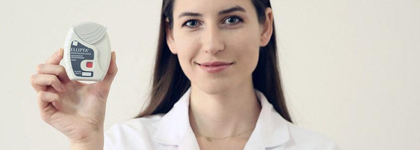 Yetişkin Hastalarda Ellipta Nasıl Kullanılır