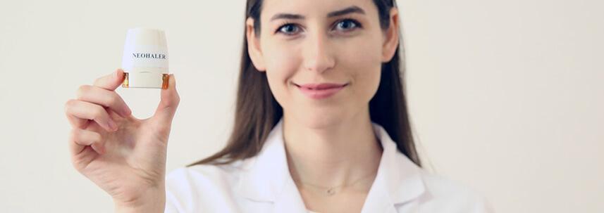 Yetişkin Hastalarda Neohaler Nasıl Kullanılır